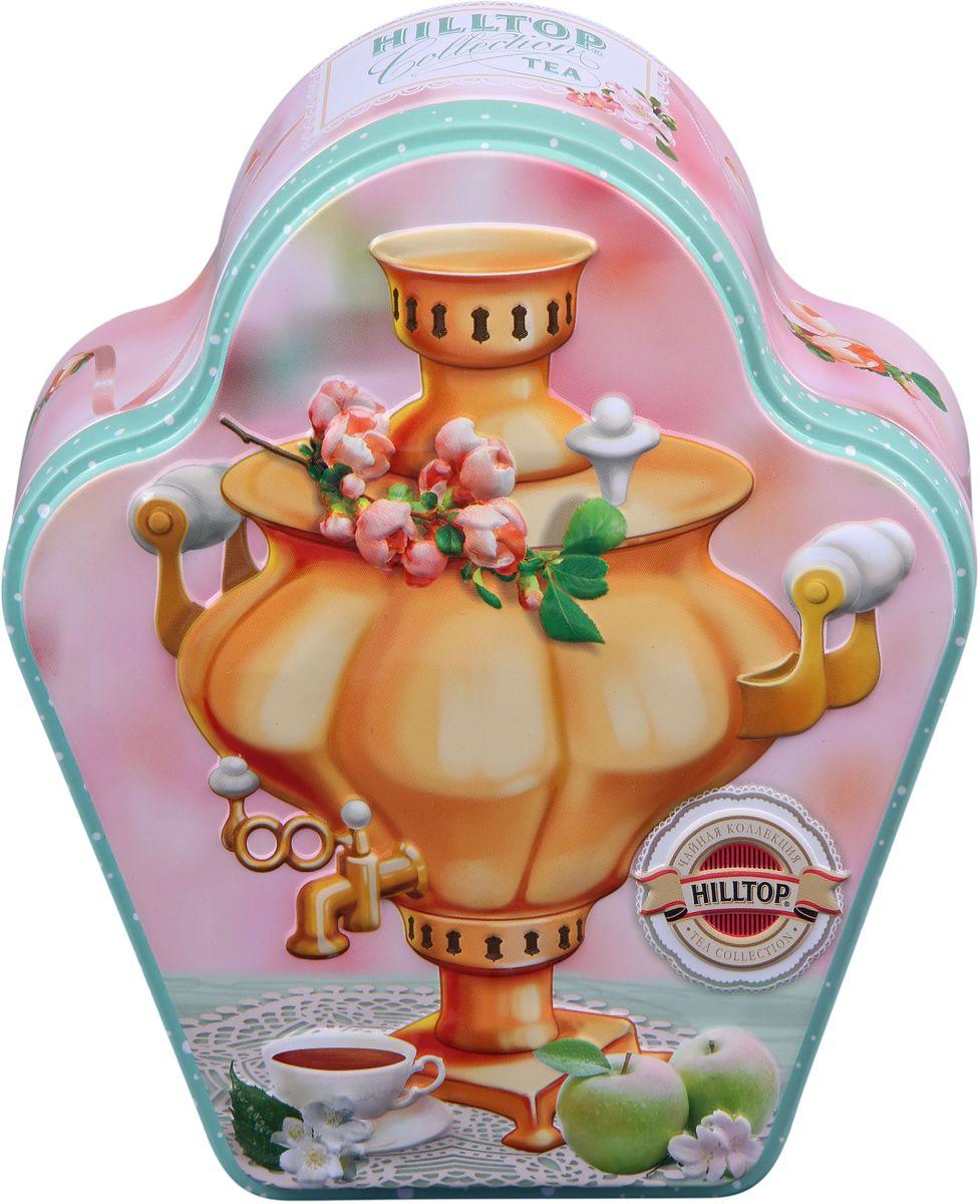 где купить Hilltop Русское чаепитие черный листовой чай, 100 г по лучшей цене