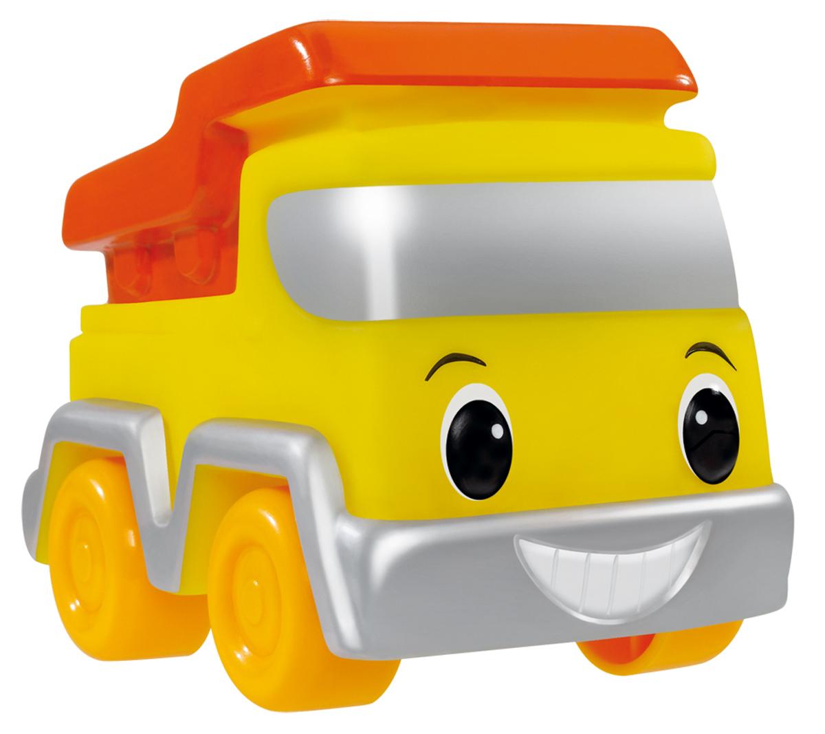 Simba Машинка цвет желтый оранжевый simba машинка игрушка лев