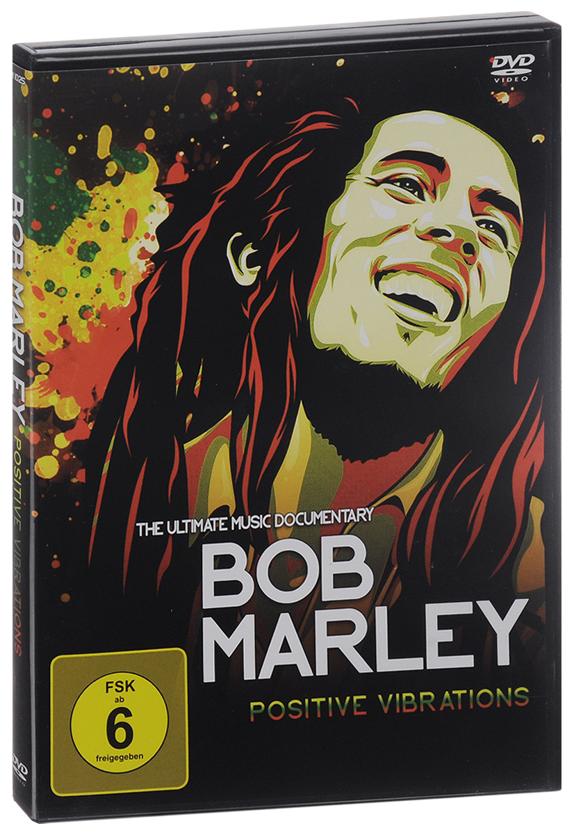 Bob Marley: Positive Vibrations: The Ultimate Music Documentary smile jamaica marley