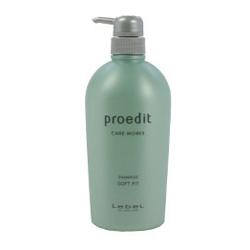 Lebel Proedit Care Шампунь для жестких и непослушных волос Works Soft Fit Shampoo 700 мл  недорого