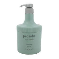 Lebel Proedit Care Маска для жестких и непослушных волос Works Soft Fit 600 мл3228лпУвлажняющая маска для жестких и непослушных волос Lebel Proedit Care Works: Восстанавливает внешнюю структуру волоса. Сохраняет молекулярную влагу внутри волоса. Облегчает укладку. Выравнивает поверхность волоса. Придает мягкость, блеск и гладкость. SPF 15.