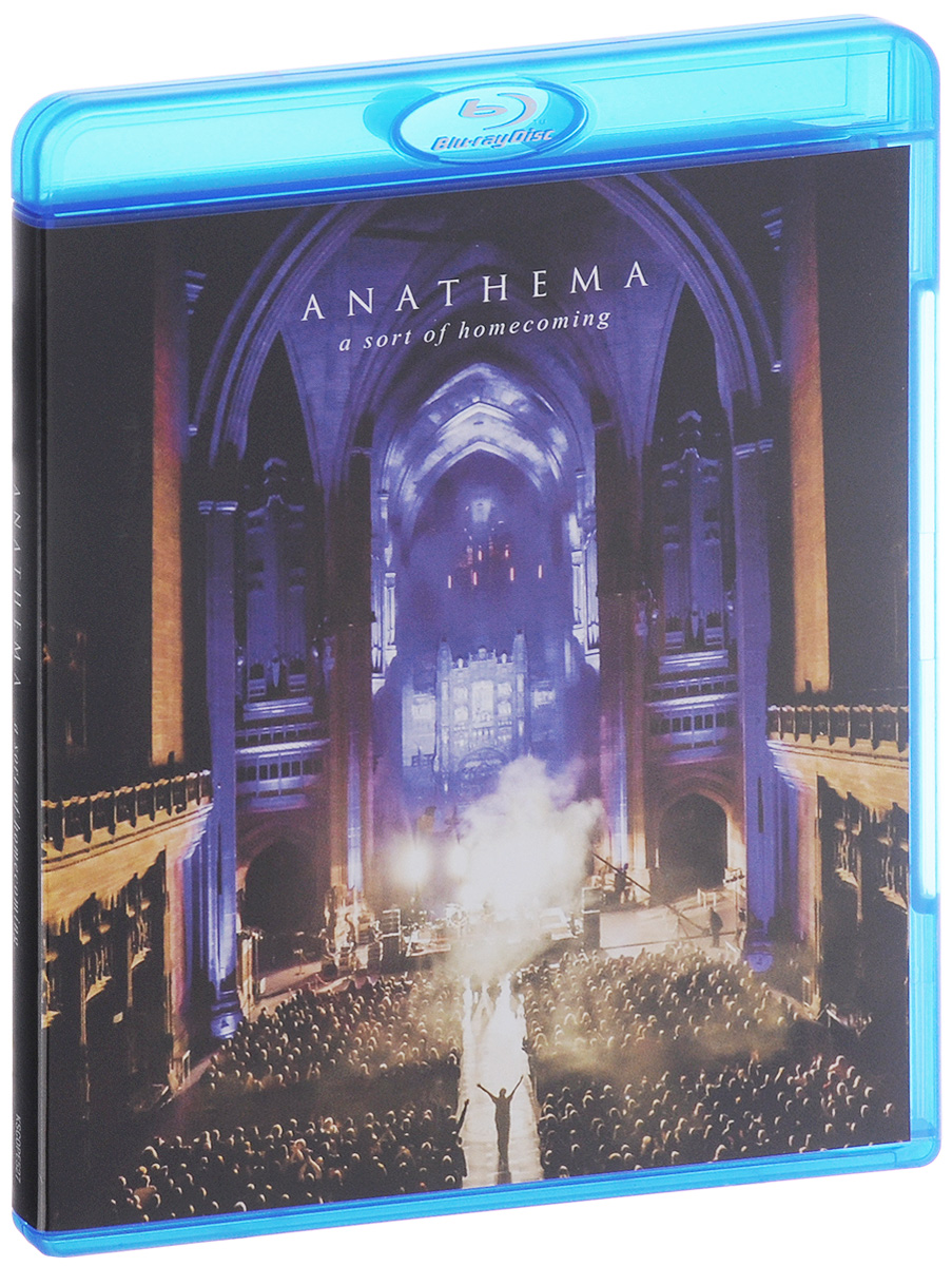Anathema: A Sort Of Homecoming (Blu-ray) burt bacharach a life in song blu ray