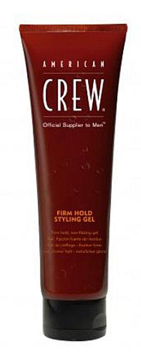 American Crew Гель для волос сильной фиксации Classic Firm Hold Styling Gel 250 мл