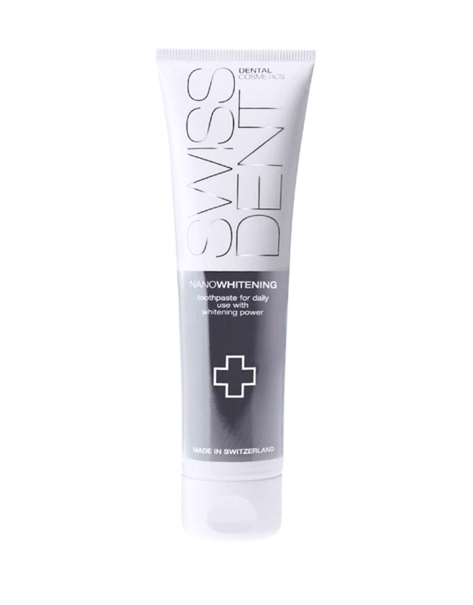 Swissdent Отбеливающая зубная паста для чувствительных зубов Gentle, 100 мл