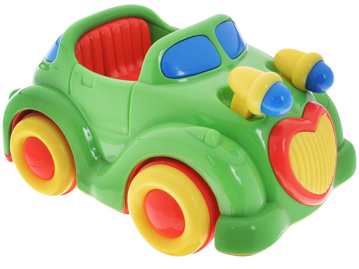 Simba Машинка инерционная цвет зеленый simba машинка игрушка лев