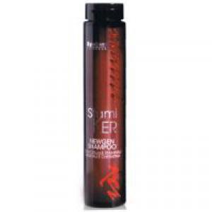 Dikson Stamiker регенерирующий, восстанавливающий шампунь с комплексом anti-age Newgen Shampoo 250 мл1805Шампунь Dikson Stamiker Newgen Shampoo на основе кератина и стволовых клеток оказывает омолаживающее, регенерирующее и восстановительное действие. Для волос всех типов. Идеален для регенерации глубинных слоев волос.Стволовые клетки помогают нормализовать гидро-липидный баланс и от корней восстанавливают волосы, кератин по всей длине реконструирует и реставрирует глубокие слои волос. Химически обработанные волосы возрождаются, оживают, выглядят более здоровыми и сильными.Результат: Волосы укреплены и восстановлены, их поверхность идеально гладкая и шелковистая. Цвет окрашенных волос надолго сохраняется сочным, насыщенным и блестящим!