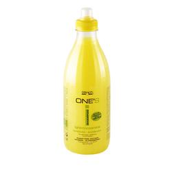 Dikson One's Очищающий шампунь от перхоти. Имбирь-бузина Shampoo Igiеnizzante 1000 мл наклейки для интерьера room decoration кокетка со стразами 50 х 32 см