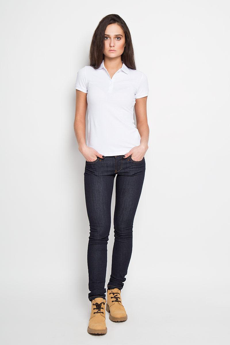Джинсы женские Diesel, цвет: темно-синий. 00S54P-0813C/01. Размер 26-32 (42-32) джинсы colin s джинсы
