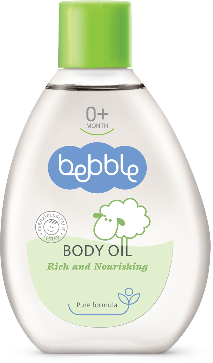 Bebble Масло для тела Body Oil 150 мл