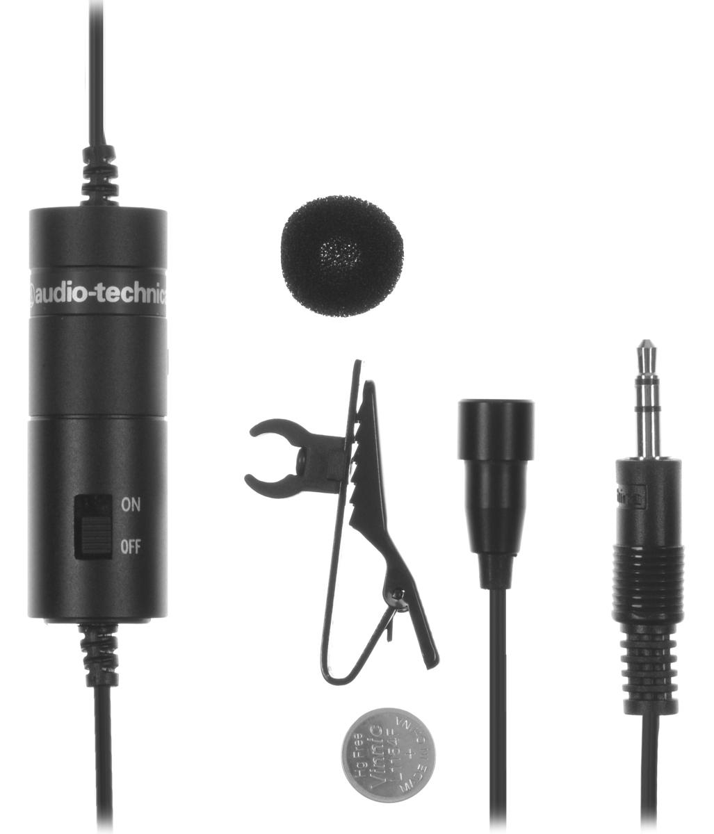 Audio-Technica ATR-3350 - Микрофоны