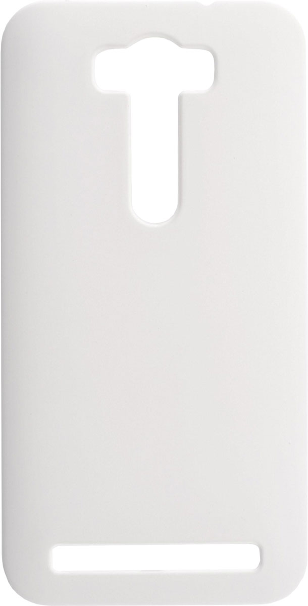 цена на Skinbox 4People чехол для Asus Zenfone Laser 2 ZE500KL/ZE500KG, White