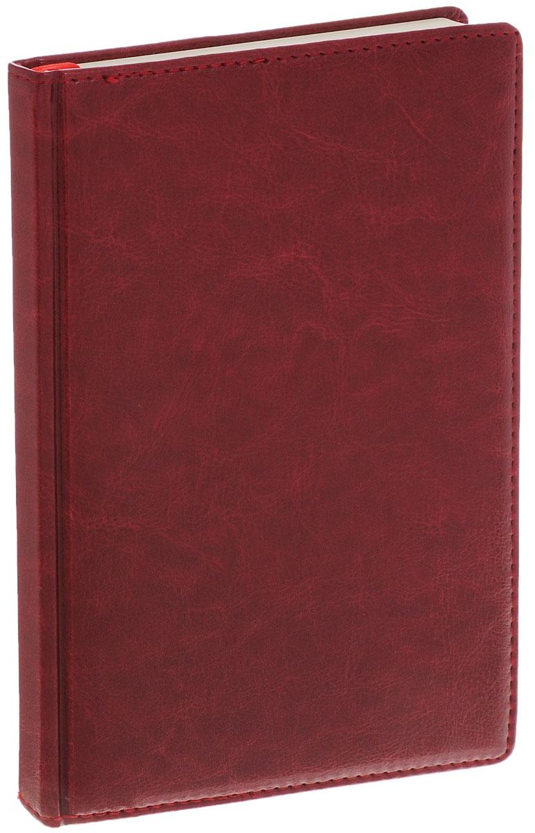 Listoff Записная книжка 120 листов в клетку цвет бордовыйКЗК512082Записная книжка Listoff - незаменимый атрибут современного человека, необходимый для рабочих и повседневных записей в офисе и дома. Обложка выполнена из высококачественной искусственной кожи, с прострочкой по периметру и поролоновой подкладкой. Записная книжка содержит 120 листов в клетку. Записная книжка Listoff станет достойным аксессуаром среди ваших канцелярских принадлежностей. Она пригодится как для деловых людей, так и для любителей записывать свои мысли, писать мемуары или делать наброски новых стихотворений.