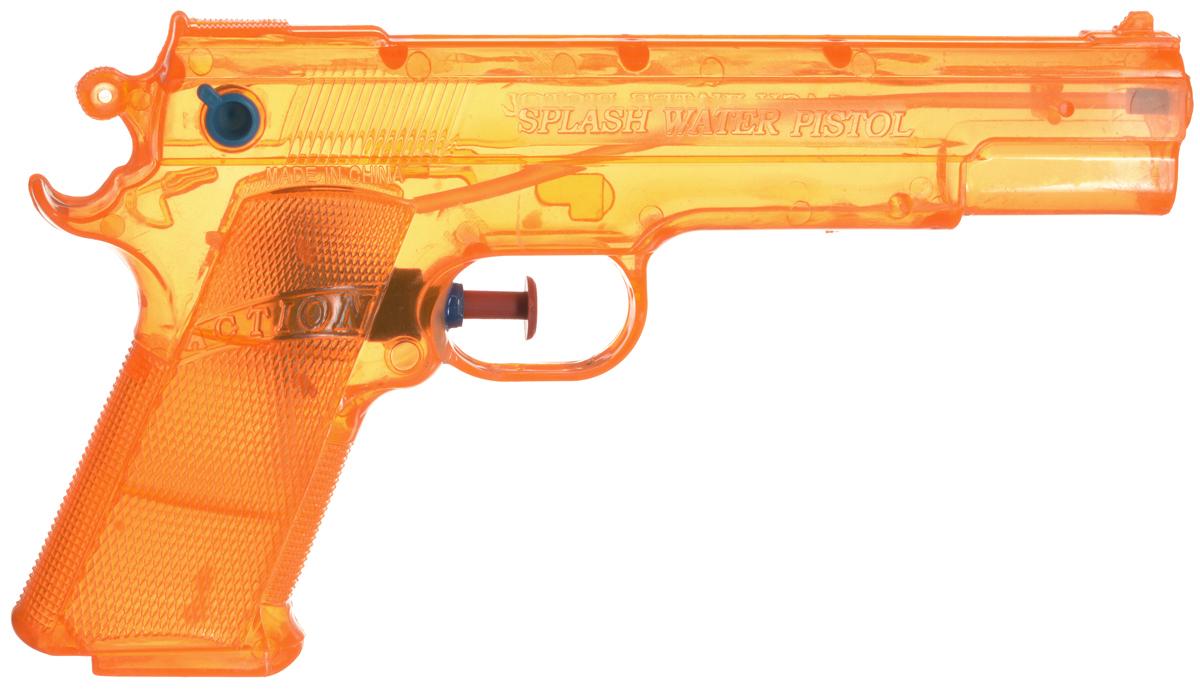 Bebelot Водный пистолет Суперагент цвет оранжевый водный пистолет bebelot суперагент beb1106 006