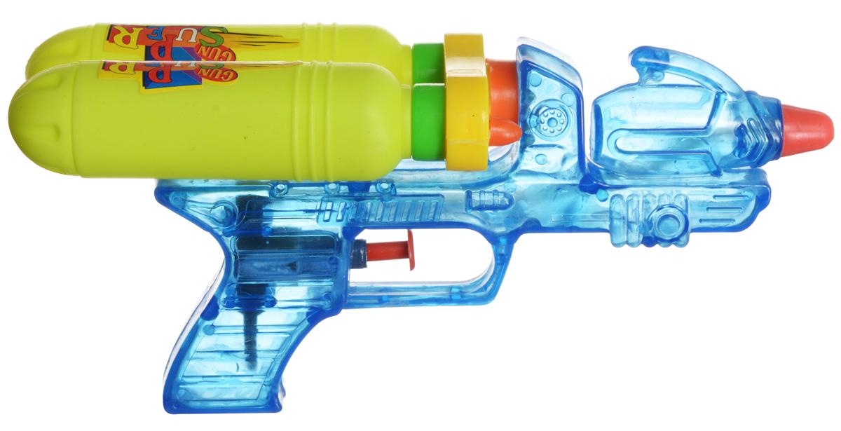 Bebelot Водный пистолет Мощное оружие цвет синий желтый игрушка для активного отдыха bebelot морское сражение beb1106 106