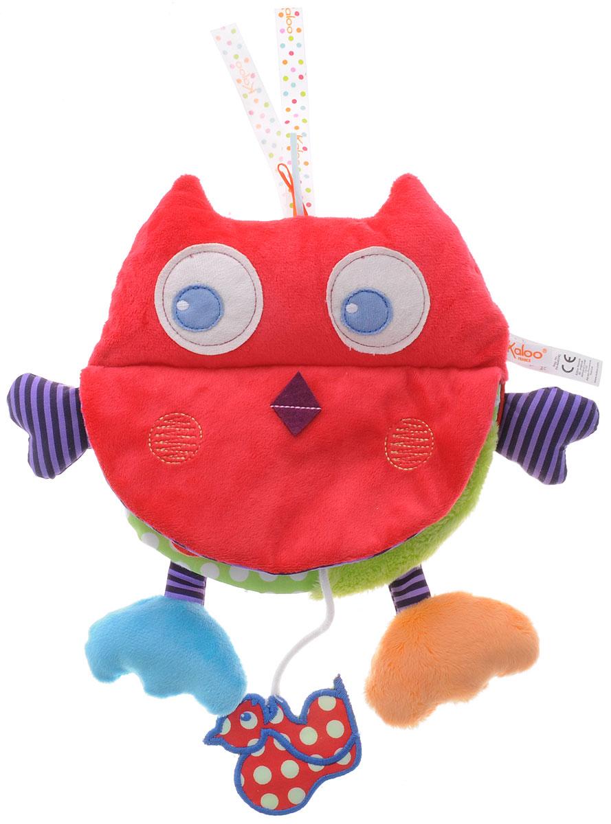Kaloo Развивающая книжка-игрушка Сова