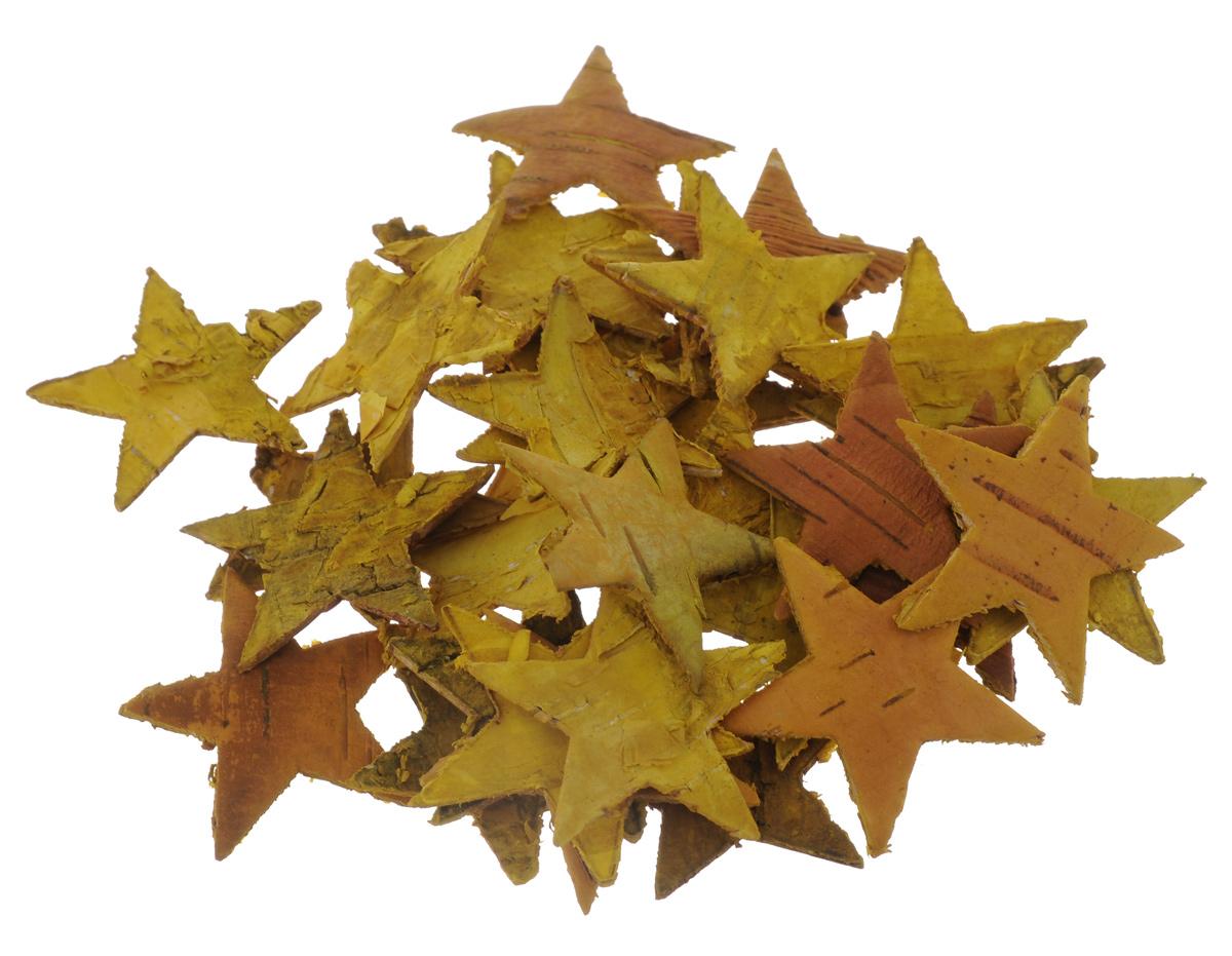 Декоративный элемент Dongjiang Art Звезда, цвет: желтый, 30 шт7709006_желтыйДекоративные элементы Dongjiang Art Звезда, изготовленные из натуральной коры дерева, предназначены дляукрашения цветочных композиций. Изделия можно также использовать вскрапбукинге и многом другом.Флористика - вид декоративно-прикладного искусства, который использует живые, засушенные иликонсервированные природные материалы для создания флористических работ. Это целый мир, в котором естьместо и строгому математическому расчету, и вдохновению.Размер одного элемента: 3,5 см х 3,5 см.