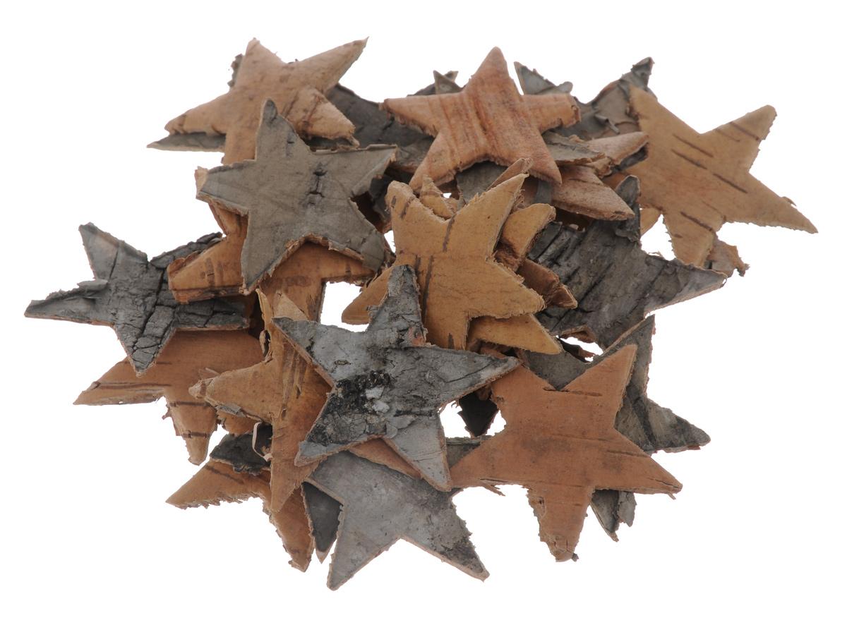 Декоративный элемент Dongjiang Art Звезда, цвет: натуральное дерево, 30 шт7709006_нат/деревоДекоративные элементы Dongjiang Art Звезда, изготовленные из натуральной коры дерева, предназначены дляукрашения цветочных композиций. Изделия можно также использовать вскрапбукинге и многом другом.Флористика - вид декоративно-прикладного искусства, который использует живые, засушенные иликонсервированные природные материалы для создания флористических работ. Это целый мир, в котором естьместо и строгому математическому расчету, и вдохновению.Размер одного элемента: 3,5 см х 3,5 см.