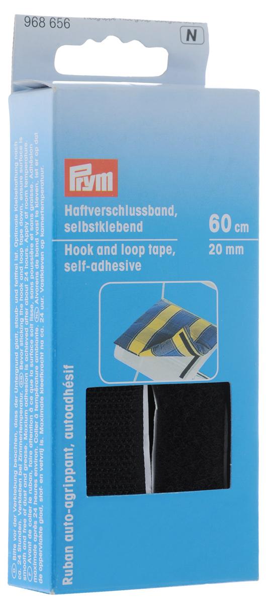 Лента контактная Prym, самоклеящаяся, ширина 20 мм, длина 60 см342620Самоклеящаяся контактная лента Prym, изготовленная из высококачественного полиамида, состоит из двух частей, которые сцепляются между собой и разъединяются при значительном усилии. Область применения контактной ленты весьма широка. Ее можно использовать для изготовления одежды, обуви, игрушек, в мебельном производстве и многого другого.Ширина ленты: 20 мм.Длина ленты: 60 см.