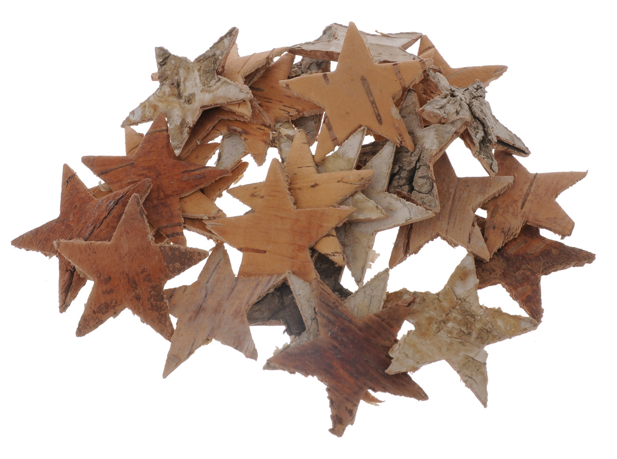 Декоративный элемент Dongjiang Art Звезда, цвет: коричневый, 30 шт7709006_отбеленныйДекоративные элементы Dongjiang Art Звезда, изготовленные из натуральной коры дерева, предназначены дляукрашения цветочных композиций. Изделия можно также использовать вскрапбукинге и многом другом.Флористика - вид декоративно-прикладного искусства, который использует живые, засушенные иликонсервированные природные материалы для создания флористических работ. Это целый мир, в котором естьместо и строгому математическому расчету, и вдохновению.Размер одного элемента: 3,5 см х 3,5 см.