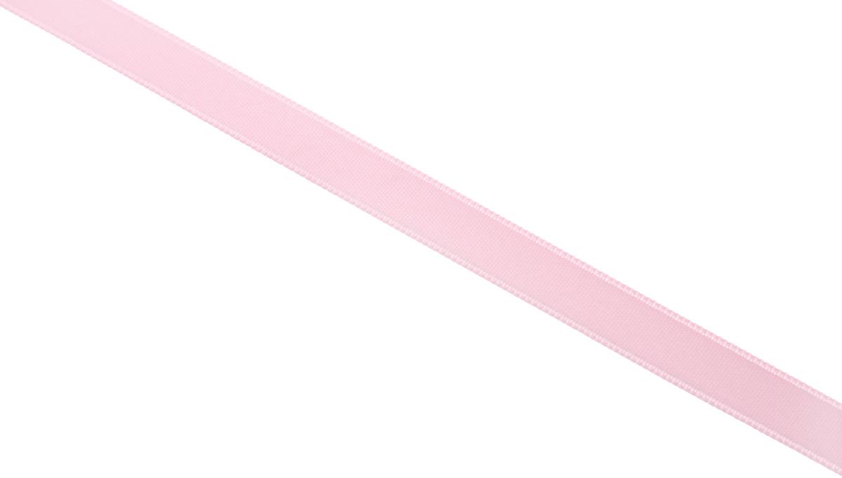 Лента атласная Prym, цвет: розовый, ширина 10 мм, длина 25 м697086_83Атласная лента Prym изготовлена из 100% полиэстера. Область применения атласной ленты весьма широка. Изделие предназначено для оформления цветочных букетов, подарочных коробок, пакетов. Кроме того, она с успехом применяется для художественного оформления витрин, праздничного оформления помещений, изготовления искусственных цветов. Ее также можно использовать для творчества в различных техниках, таких как скрапбукинг, оформление аппликаций, для украшения фотоальбомов, подарков, конвертов, фоторамок, открыток и многого другого.Ширина ленты: 10 мм.Длина ленты: 25 м.