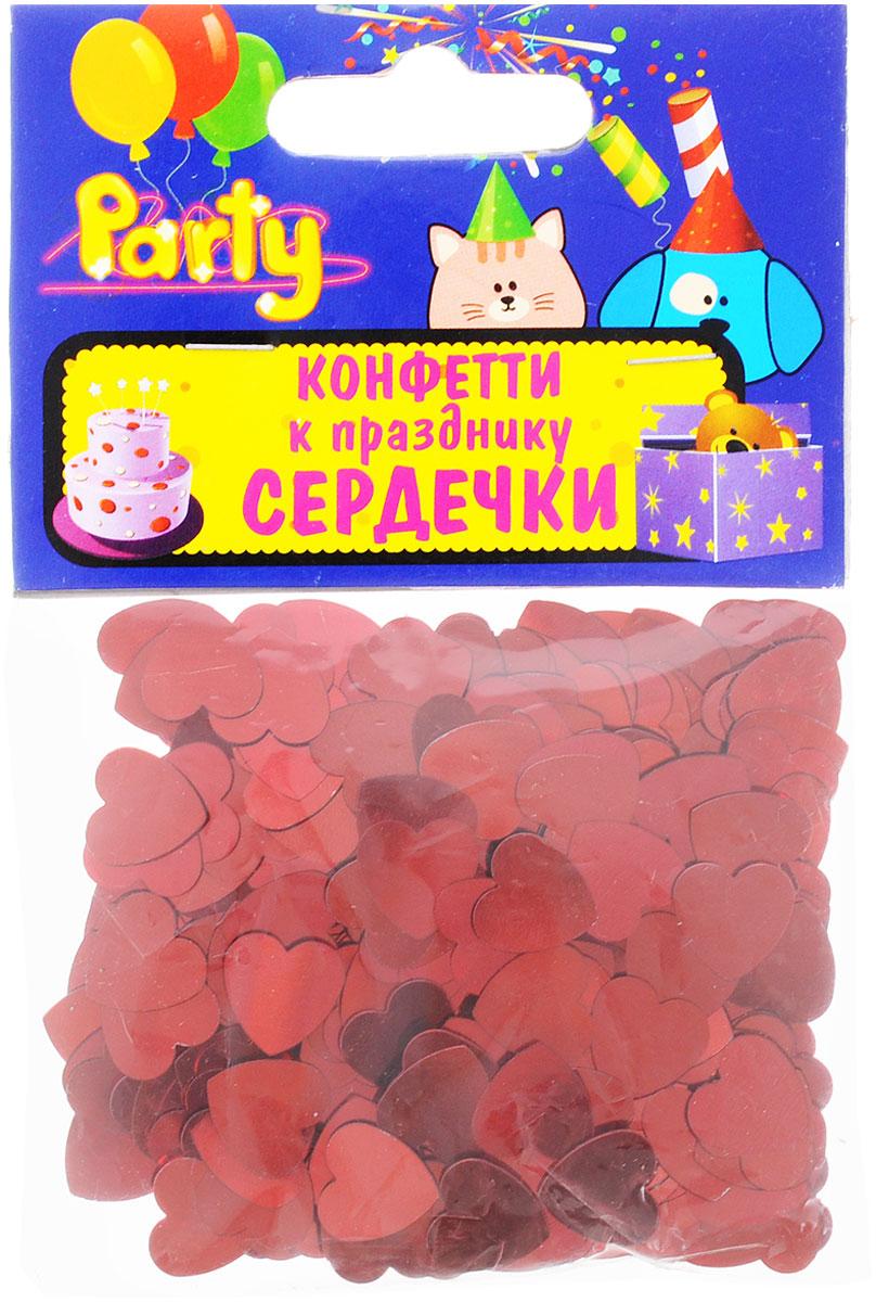 Action! Конфетти Сердечки цвет красный 14 г38167_7Конфетти Action! Сердечки - неотъемлемый атрибут праздников, триумфальных шествий, а также свадебных торжеств. Выполнено из прочного материала в форме фиолетовых сердечек.Конфетти осыпают друг друга участники празднеств или его сбрасывают сверху. Конфетти, рассыпанное на столе, является необычной и привлекательной формой украшения праздничного застолья. Еще один оригинальный способ порадовать друзей и близких - насыпьте конфетти в конверт с открыткой - это будет неожиданный сюрприз!Это чудесное украшение принесет в ваш дом или офис незабываемую атмосферу праздничного веселья!