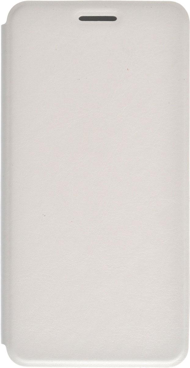 Skinbox Lux чехол для Asus Zenfone Go ZC500TG, WhiteT-S-AZC500TG-003Чехол Skinbox Lux для Asus Zenfone Go ZC500TG выполнен из высококачественного поликарбоната и экокожи. Он обеспечивает надежную защиту корпуса и экрана смартфона и надолго сохраняет его привлекательный внешний вид. Чехол также обеспечивает свободный доступ ко всем разъемам и клавишам устройства.