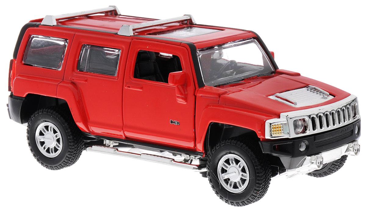 MSZ Модель автомобиля Hummer H3 цвет красный масштаб 1:32 ite it8716f s fxs gb