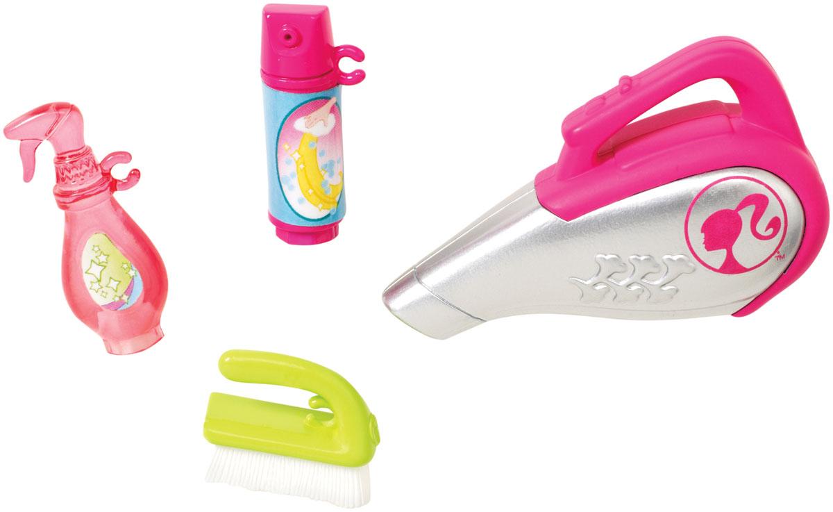 Barbie Мини-набор для декора Уборка сменный кен для барби