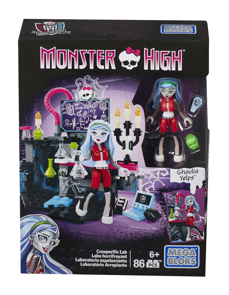 Mega Bloks Monster High Игровые наборы CNF79_CNJ02