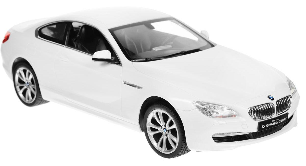 Rastar Радиоуправляемая модель BMW 6S цвет белый