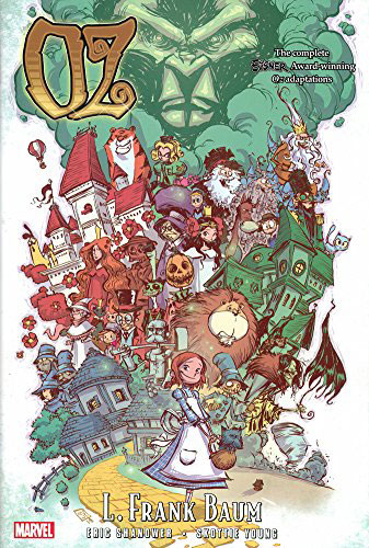 Oz Omnibus the little green witch