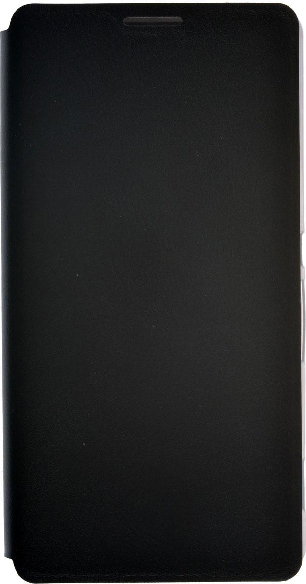 Skinbox Lux чехол для Sony Xperia M5, Black чехлы для телефонов skinbox philips w6610 lux aw