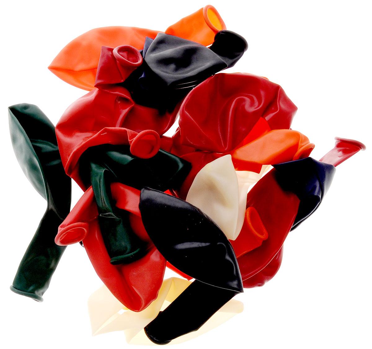Action! Шары воздушные Кристалл 30 см 20 шт -  Воздушные шарики