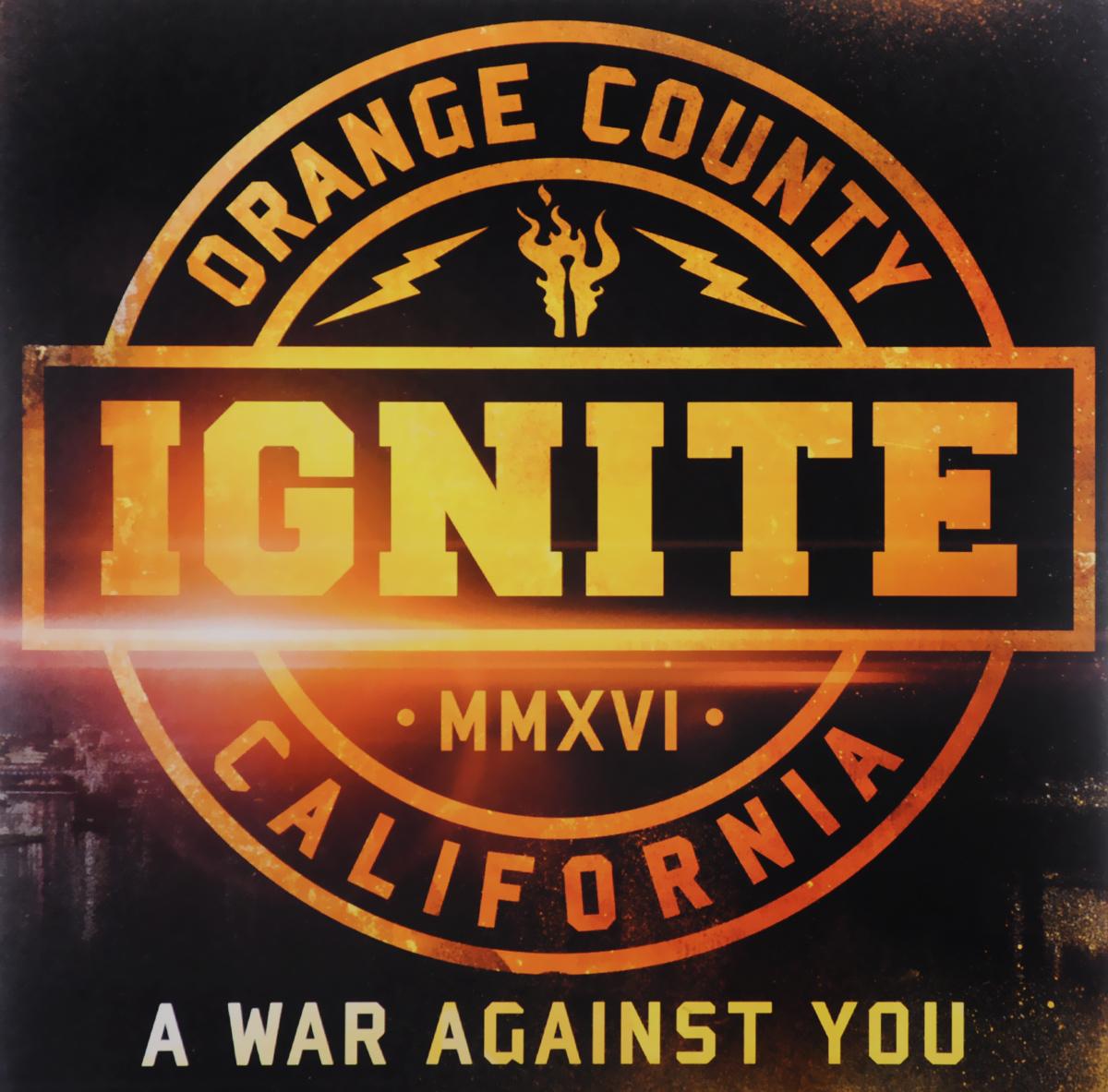 Ignite Ignite. A War Against You (LP)