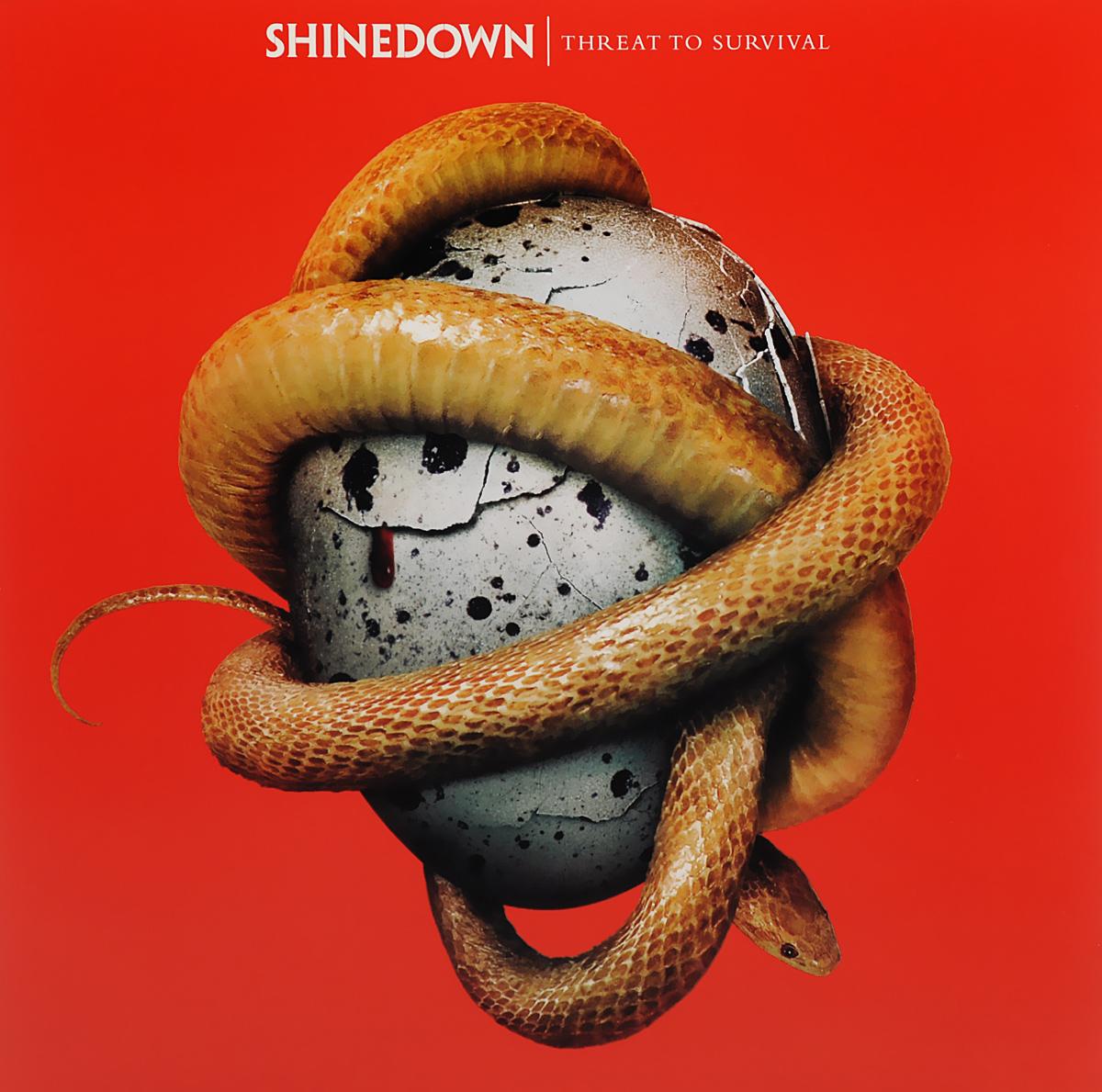 цена на Shinedown Shinedown. Threat To Survival (LP + CD)