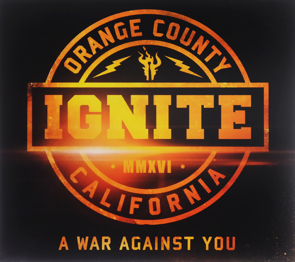 Ignite. A War Against You