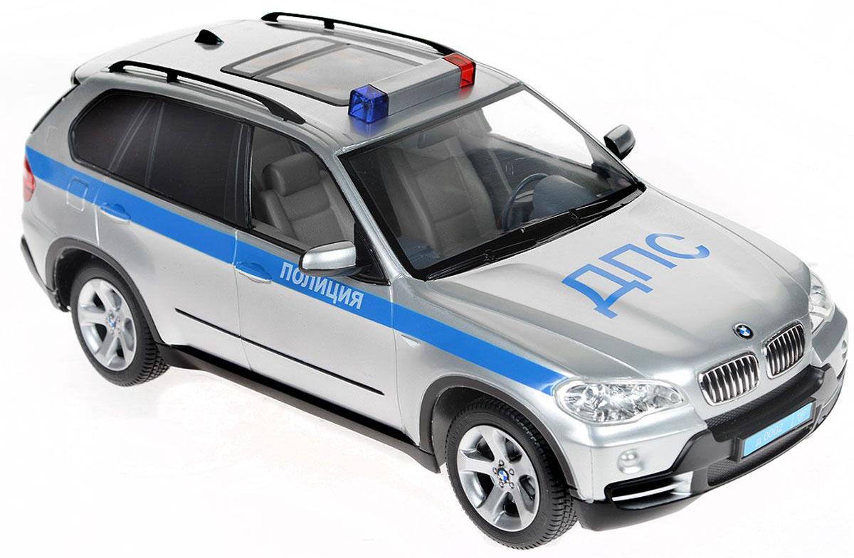 Rastar Радиоуправляемая модель BMW X5 Полиция ДПС