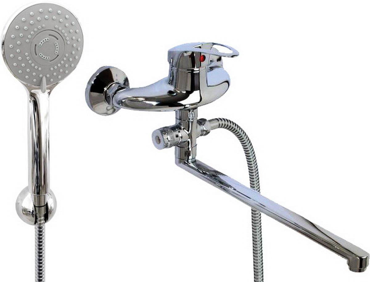 Смеситель для ванны и умывальника Argo Jamaica Lux, картриджный, длина 32,5 см22912Смеситель для ванны и умывальника Argo Jamaica Lux предназначен для смешивания холодной и горячей воды, устанавливается на стену. Выполнен из высококачественного металла с покрытием из никеля и хрома.Запорный механизм: картридж d-40 мм Short-sizeТип дайвотера: картриджный Аэратор: ячейковый М24х1 OnlyPlast 10-13 л/мин при 0,3 МПаКрепеж: усиленный эксцентрик 3/4 x 1/2, прокладка-фильтр Комплектация:Душевой шланг 150 см, хромированная нержавеющая сталь, двойной замок, 1/2 Душевая лейка Lux трехпозиционная: душ, массаж, аэроКронштейн