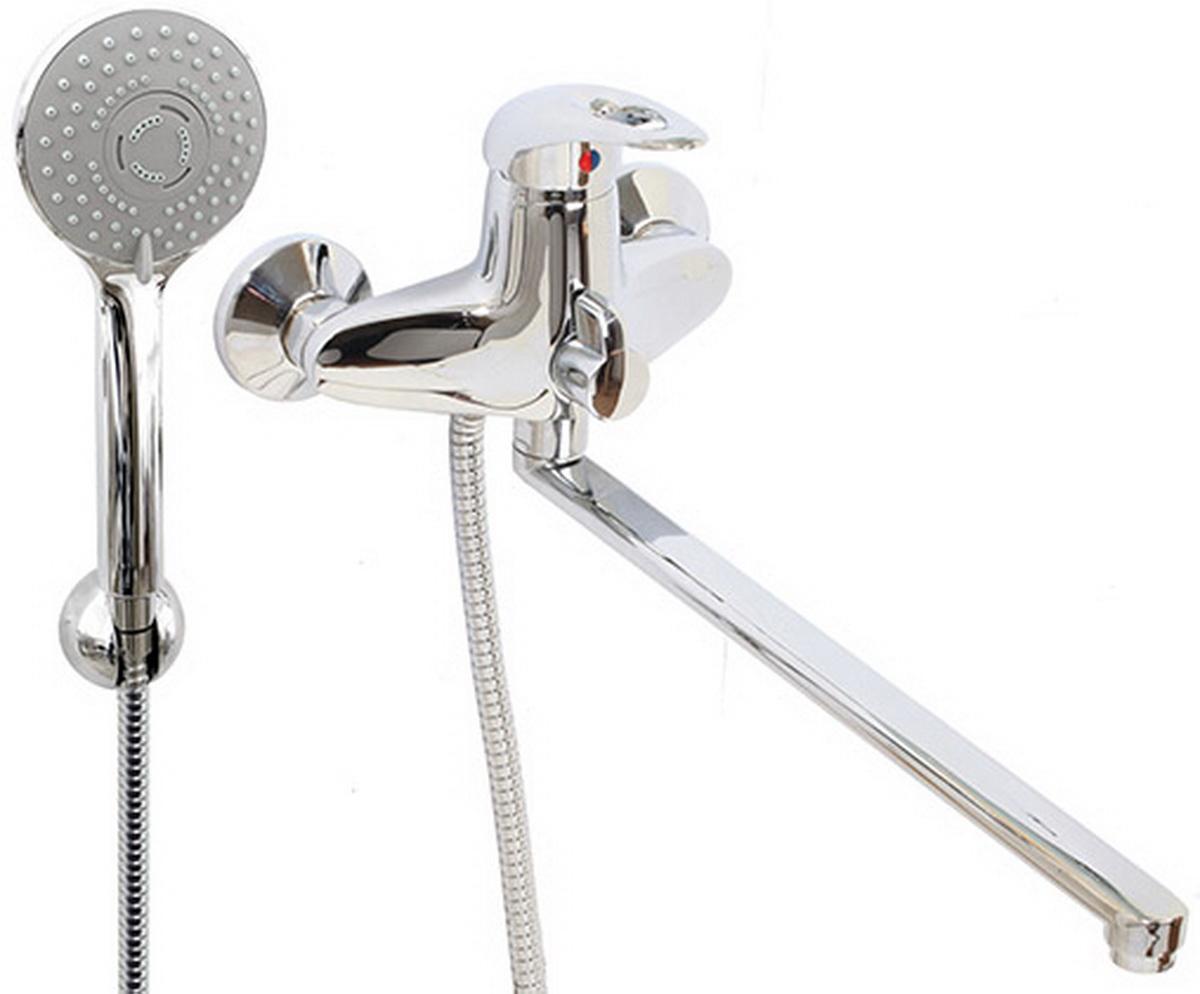 Смеситель для ванны и умывальника Argo Open, керамический, длина 37,5 см27410Смеситель для ванны и умывальника Argo Open предназначен для смешивания холодной и горячей воды, устанавливается на стену. Выполнен из высококачественного металла с покрытием из никеля и хрома.Запорный механизм: картридж d-40 мм Short-size Тип дайвотера: керамбуксаАэратор: ячейковый М24х1 OnlyPlast 10-13 л/мин при 0,3 МПаКрепеж: эксцентрик 3/4 x 1/2, прокладка-фильтр Комплектация:Душевой шланг 150 см, хромированная нержавеющая сталь, двойной замок, 1/2Душевая лейка Lux трёхпозиционная: душ, массаж, душ/массажКронштейн
