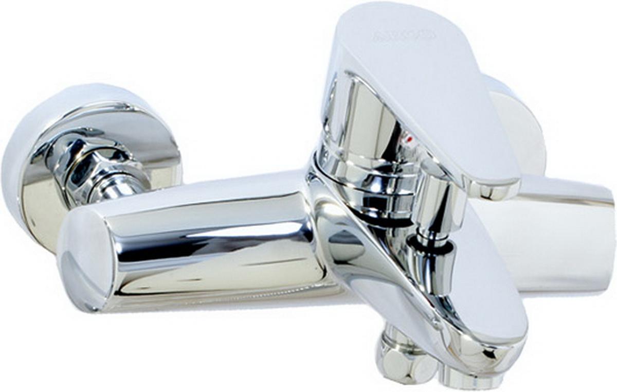 """Смеситель для ванны Argo """"Beta"""" предназначен для смешивания холодной и горячей воды, устанавливается на стену. Выполнен из высококачественного металла с покрытием из никеля и хрома.  Запорный механизм: картридж d-40 мм """"Short-size"""" SEDAL   Тип дайвотера: штоковый      Аэратор: М24х1 Neoperl CASCADE SLC """"Антикалькар"""" 22,8 - 25,2 л/мин. при 0,3 МПа   Крепеж: эксцентрик усиленный 3/4"""" x 1/2"""" с редуктором шума + прокладка-фильтр  Доп. информация: увеличенный отступ от стены   Комплектация: Душевой шланг растяжной 150 - 180 см, оплётка хромированная нержавеющая сталь, учащённый двойной замок, 1/2"""" с конусом свободного вращения Душевая лейка """"Premium"""" четырёхпозиционная: душ, массаж, аэро, душ/аэро   Кронштейн наклонный   Ключ для демонтажа аэратора    Предохранительные накладки для монтажа крепёжных гаек"""