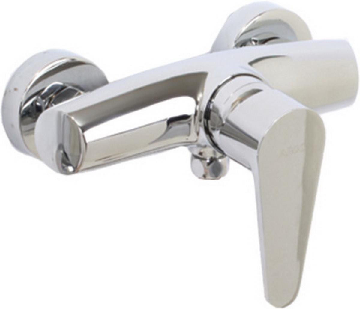 """Смеситель для душа Argo """"Beta"""" предназначен для смешивания холодной и горячей воды, устанавливается на стену. Смеситель выполнен из хромированной нержавеющей стали. В комплекте имеется душевая лейка """"Premium"""" четырехпозиционная (душ, массаж, аэро, душ/аэро) и наклонный кронштейн. Учащенный двойной замок, 1/2"""" с конусом свободного вращения. Длина шланга для душа: 150-180 см. Запорный механизм: картридж d-40 мм """"Short-size"""". Крепеж: эксцентрик усиленный 3/4"""" x 1/2"""" с редуктором шума, прокладка-фильтр."""