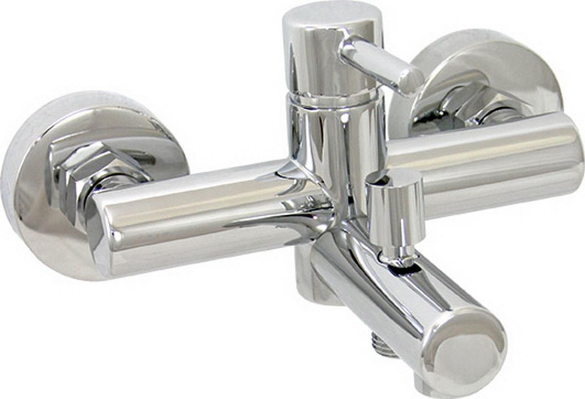 Cмеситель для ванны Argo Yota34159Смеситель для ванны Argo Yota предназначен для смешивания холодной и горячей воды, устанавливается на стену. Выполнен извысококачественной латуни с покрытием из хрома. Запорный механизм: картридж d-25 мм Short-size. Тип дайвотера: штоковый. Аэратор: М24х1 наружная резьба Only Plast 10-13 л/мин при 0,3 Мпа. Крепеж: эксцентрик усиленный 3/4 х 1/2 + прокладка-фильтр.