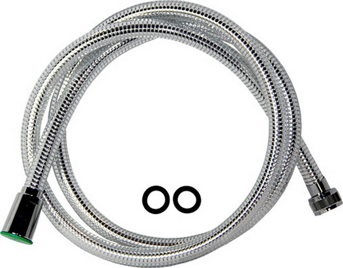 Argo шланг для душа, с конусом свободного вращения, 1/2, PVC Isoflex, 150 см шланги для душа argo шланг для душа argo 1 2 eur bronze 150 см блистер
