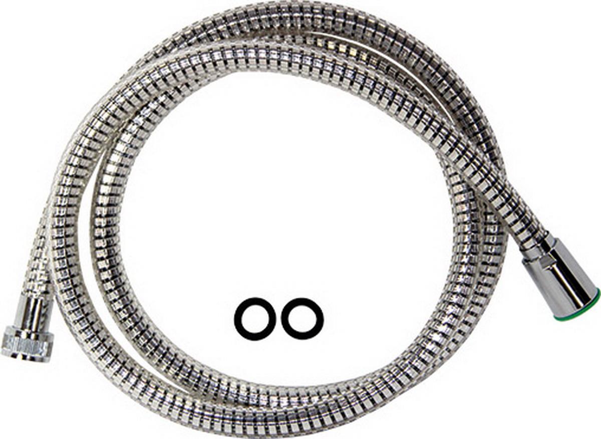 Argo шланг для душа, с конусом свободного вращения, восьмигранный, 1/2, PVC OCTAFLEX, 150 см шланги для душа argo шланг для душа argo 1 2 eur bronze 150 см блистер