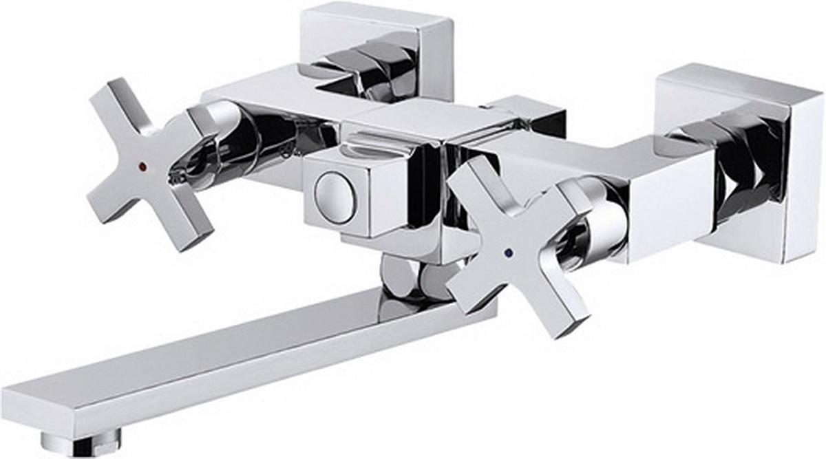 Смеситель для ванны Argo Quattro, керамический, длина 25,23 см35768Смеситель для ванны Argo Quattro предназначен для смешивания холодной и горячей воды, устанавливается на стену. Выполнен из высококачественного металла с покрытием из никеля и хрома.Запорный механизм: кран букса 1/2 90° Керамика 8х24 Тип дайвотера: керамбукса Аэратор: М24х1 наружная резьба NEOPERL CASCADE SLC Антикалькар 22,8 - 25,2 л/мин при 0,3 МпаКрепеж: эксцентрик усиленный 3/4 х 1/2 с редуктором шума + прокладка-фильтрКомплектация:душевой шланг растяжной 150 - 180 см, оплётка - хромированная нержавеющая сталь, учащённый двойной замок, 1/2 с конусом свободного вращениядушевая лейка GRANOкронштейн наклонный ключ для демонтажа аэратора предохранительные накладки для монтажа крепёжных гаек