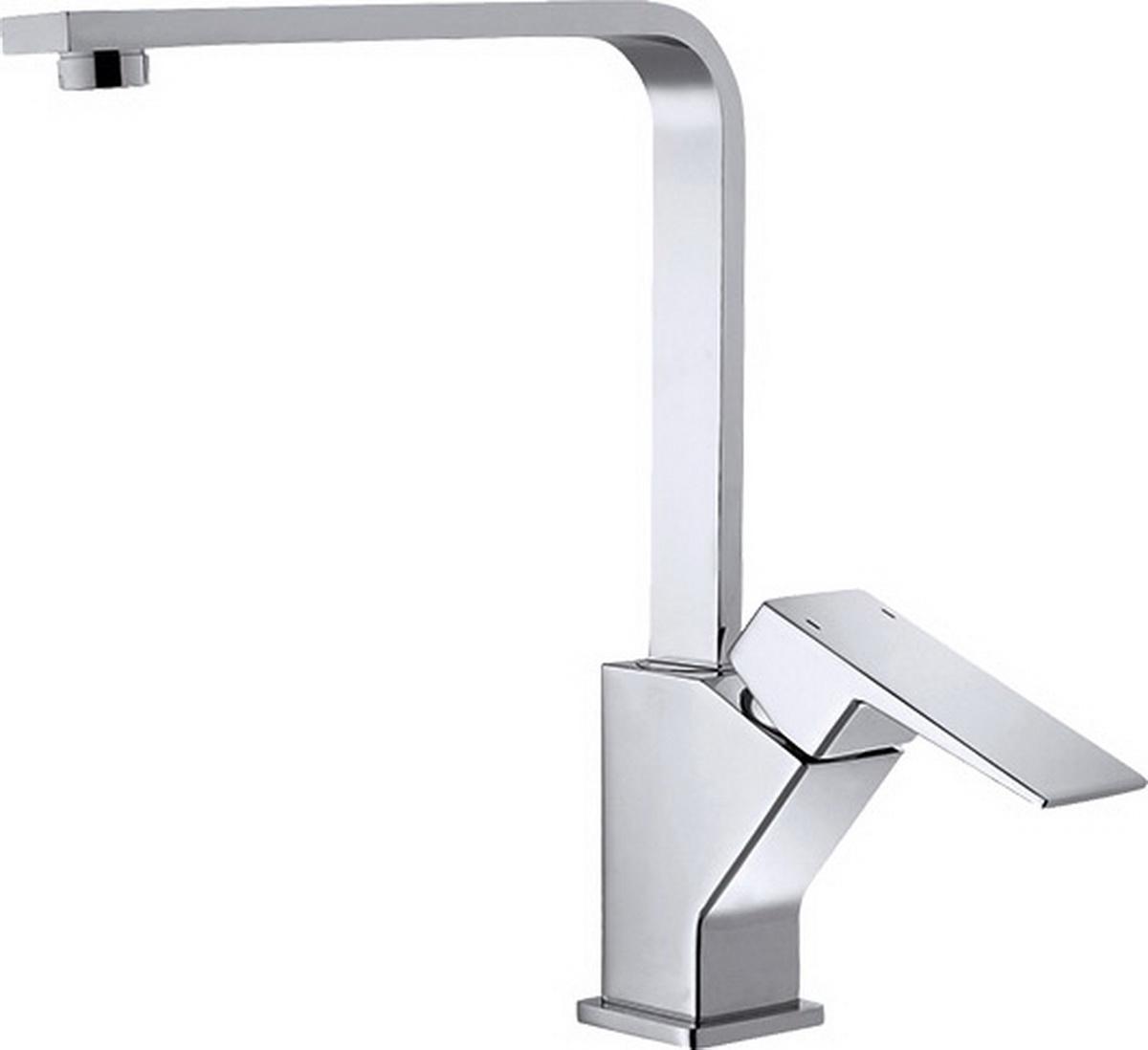Смеситель для кухни Argo Grano, высота 27,8 см35792Смеситель для кухни Argo предназначен для смешивания холодной и горячей воды, устанавливается на мойку. Смеситель изготовлен из качественного металла с покрытием из никеля и хрома. Запорный механизм: картридж d-35 мм longTop-size sedal (Испания). Крепеж двухшточный double-rod. Аэратор М 24х1 наружная резьба neoperl cascade slc антикалькар 7,5 - 9 л/мин. при 0,3 МПа. Материал: металл, латунь. Покрытие: никель/хром. Гибкая подводка mateu 50 см.