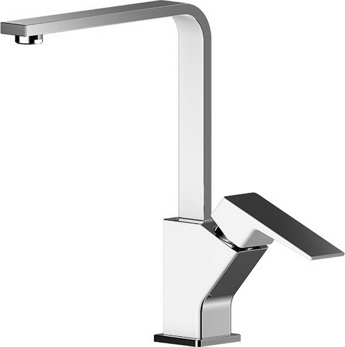 """Смеситель для кухни Argo """"Adam"""" предназначен для смешивания холодной и горячей воды, устанавливается на мойку. Выполнен из высококачественного металла с покрытием из никеля и хрома. В комплекте гибкая подводка """"Mateu"""" (длина 50 см) и ключ для демонтажа аэратора.    Запорный механизм: картридж d-35 мм """"LongTop-size"""" SEDAL (Испания)   Аэратор: М24х1 наружная резьба NEOPERL CASCADE SLC """"Антикалькар"""" 7,5 - 9 л/мин при 0,3 Мпа  Крепеж: двухшточный """"Double-rod"""""""