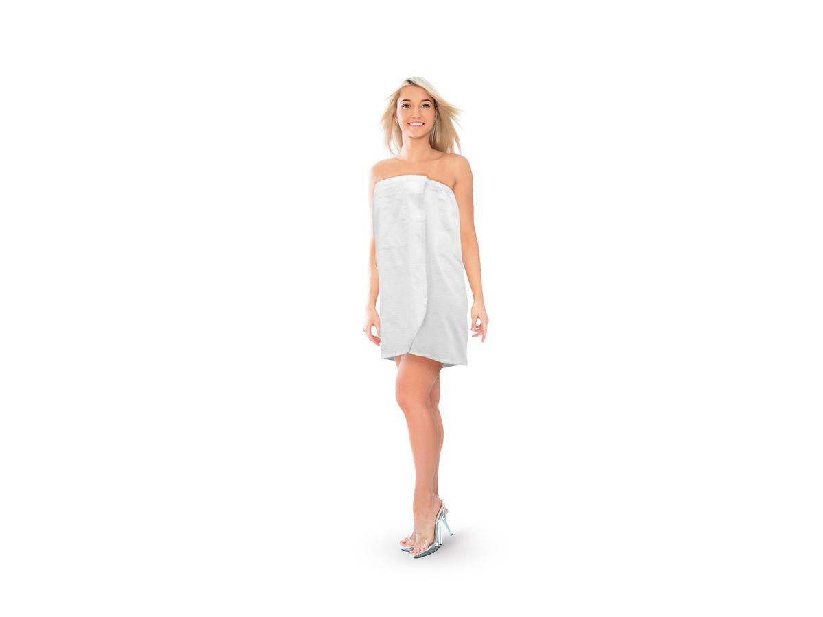 Парео Proffi Home, цвет: белый. Размер XLPH5473Парео вафельное Proffi Home мягкое и приятное на ощупь. В парилке можно лежать на нем, после душа вытираться. Отдых в сауне или бане - это полезный и в последнее время популярный способ времяпровождения.
