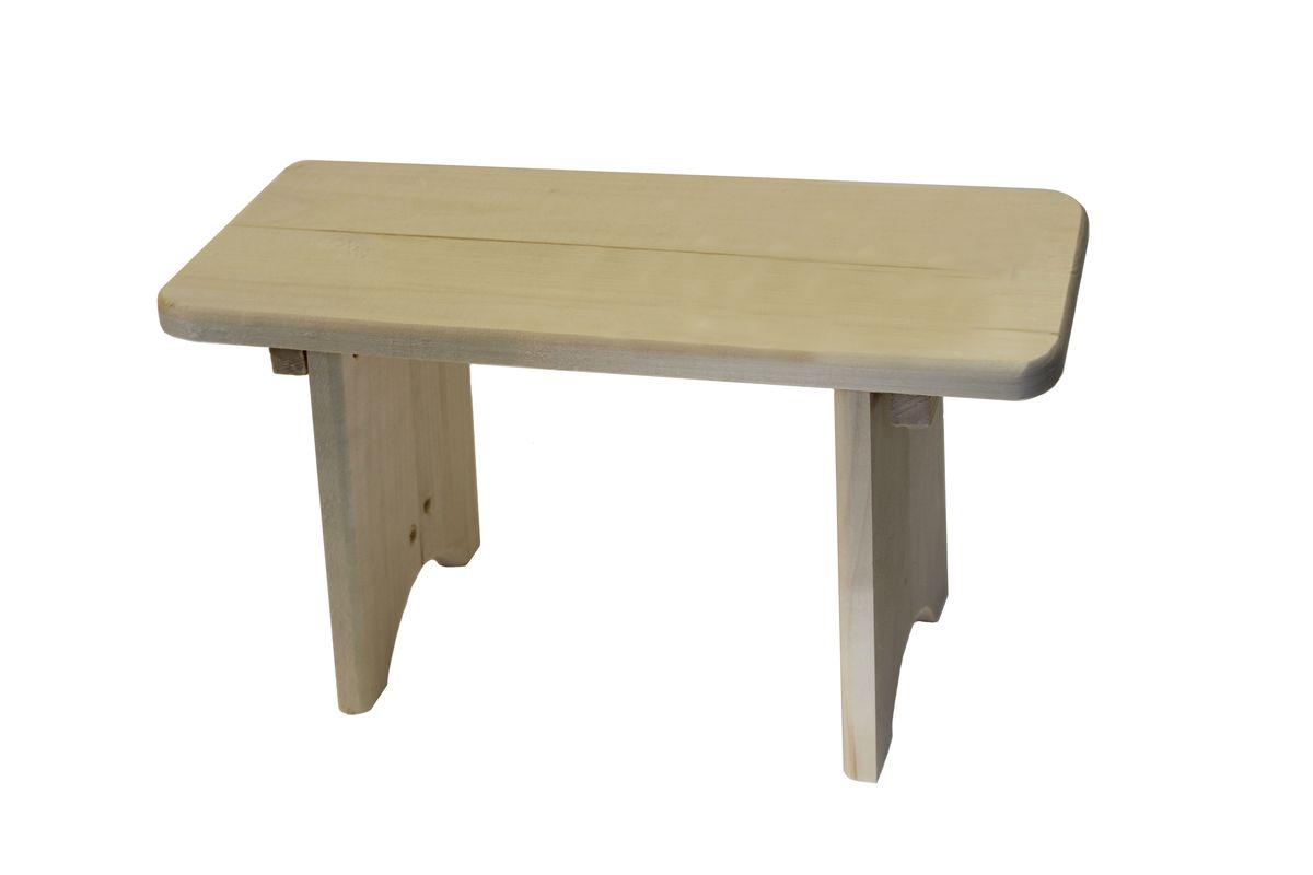 Скамеечка для бани и сауны Proffi Home, 40 х 17 х 22 смPS0115Деревянная скамейка - отличное решение для бани! Легкая и компактная, она займет минимум места, при этом скамейка очень прочная, устойчивая и удобная. Выполнена из высококачественной древесины березы.