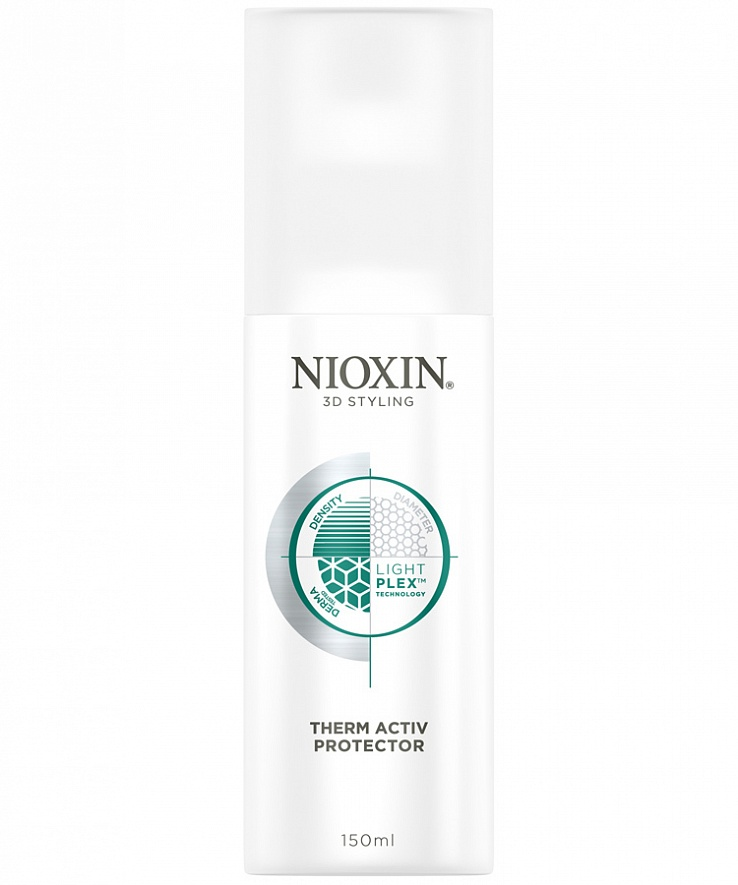 Nioxin 3D Styling Therm Activ Protector - Термозащитный спрей 150 мл раскладушка therm a rest therm a rest luxurylite mesh xl